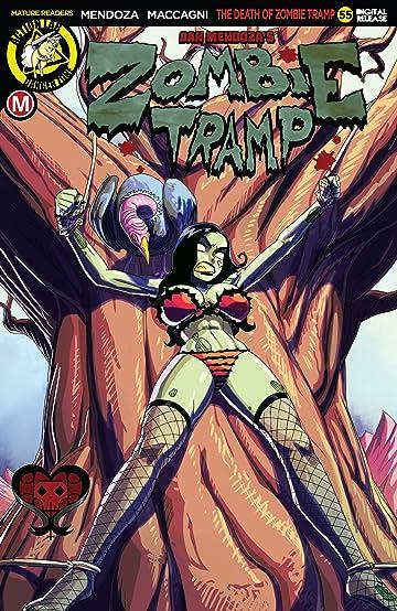 Zombie Tramp #55
