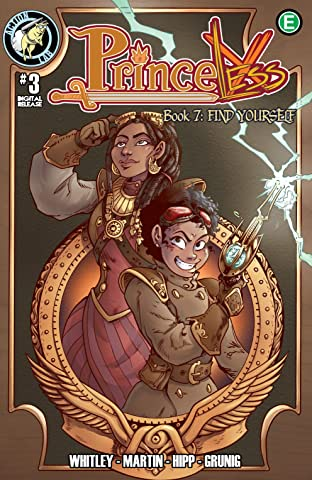 Princeless Book 7: Find Yourself #3