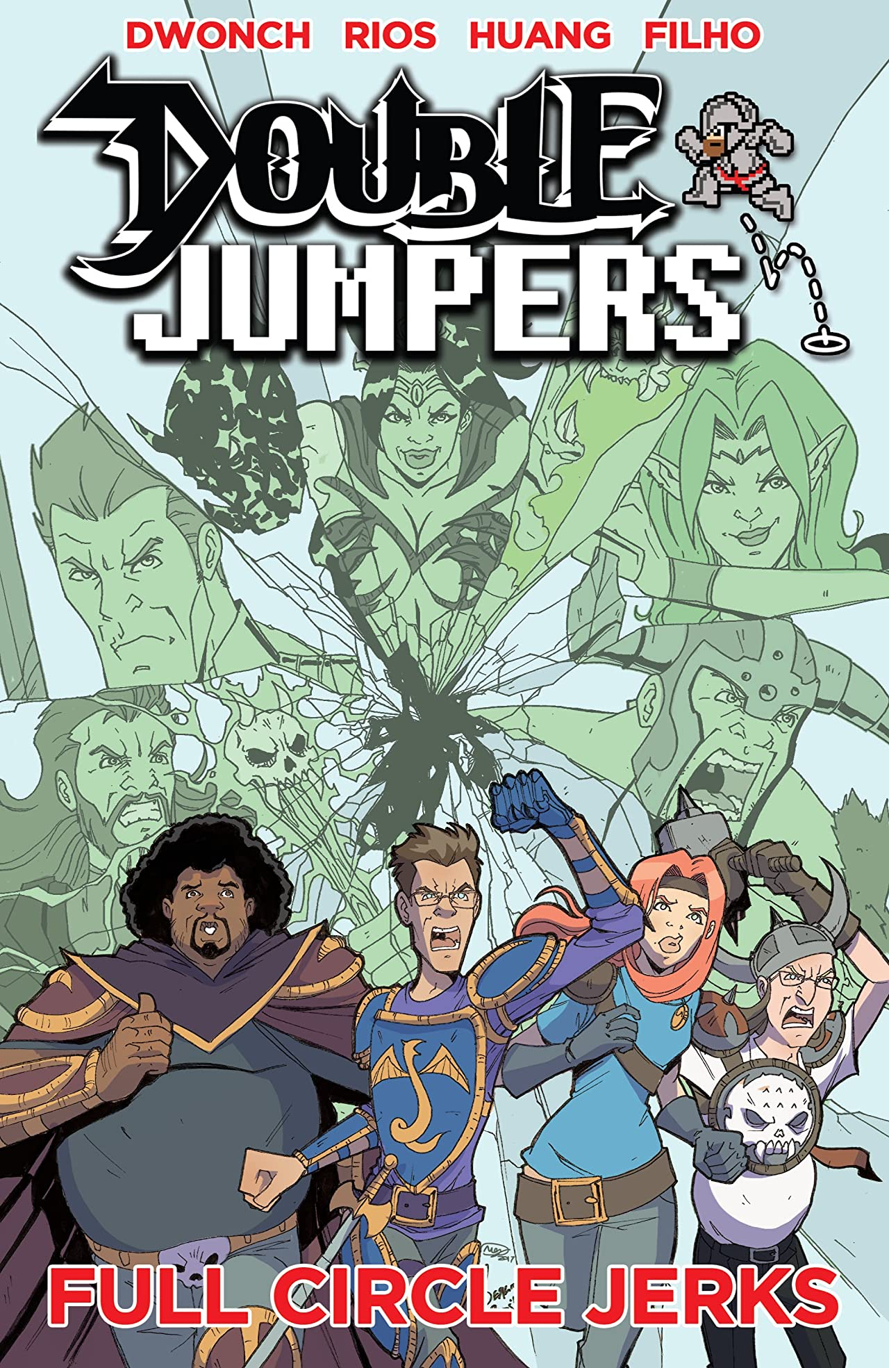 Double Jumpers Tome 2: Full Circle Jerks