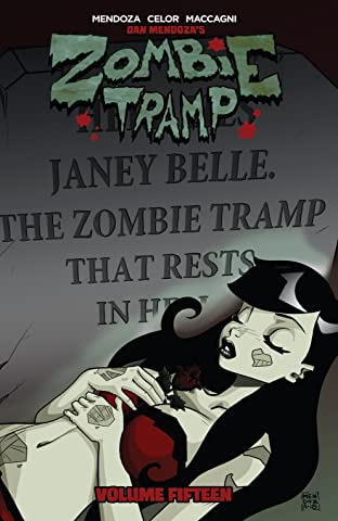 Zombie Tramp Tome 15: The Death of Zombie Tramp