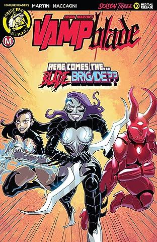 Vampblade Season 3 #10