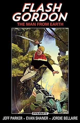 Flash Gordon Omnibus Vol. 1: The Man From Earth