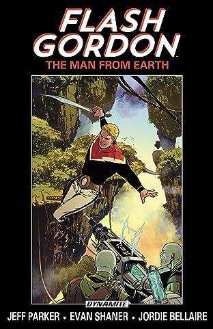Flash Gordon Omnibus Vol. 1: The Man From Earth