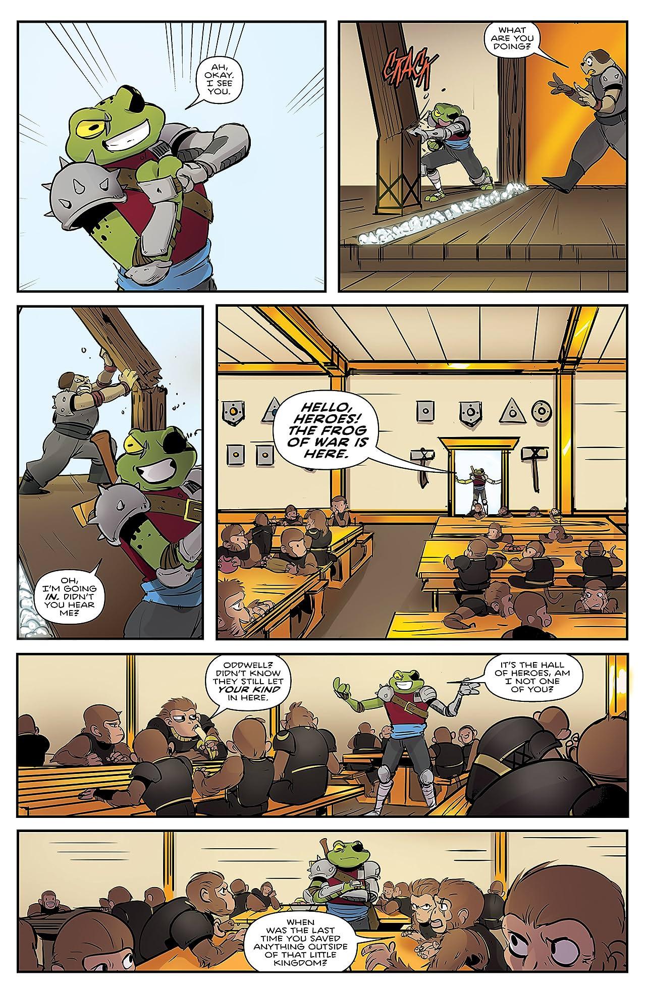 Oddwell #4