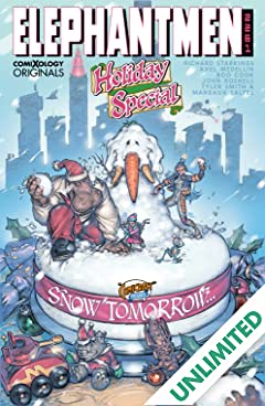 Elephantmen 2261 Season One (comiXology Originals): Holiday Special