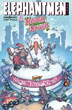 Elephantmen 2261 Season One: Holiday Special (comiXology Originals)