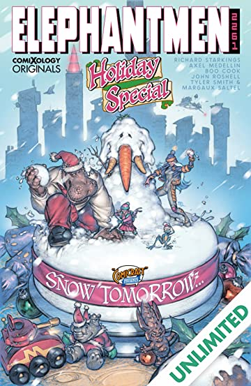Elephantmen 2261: Holiday Special (comiXology Originals)