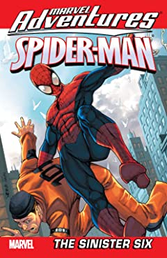 Marvel Adventures Spider-Man Vol. 1: The Sinister Six