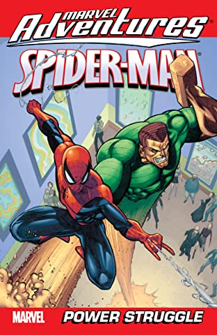 Marvel Adventures Spider-Man Tome 2: Power Struggle