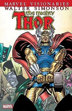Thor Visionaries: Walter Simonson Vol. 5