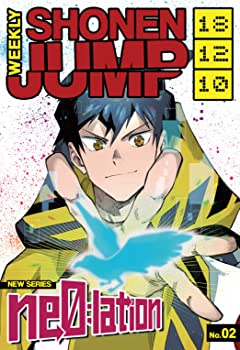 Weekly Shonen Jump Vol. 355: 12/10/2018