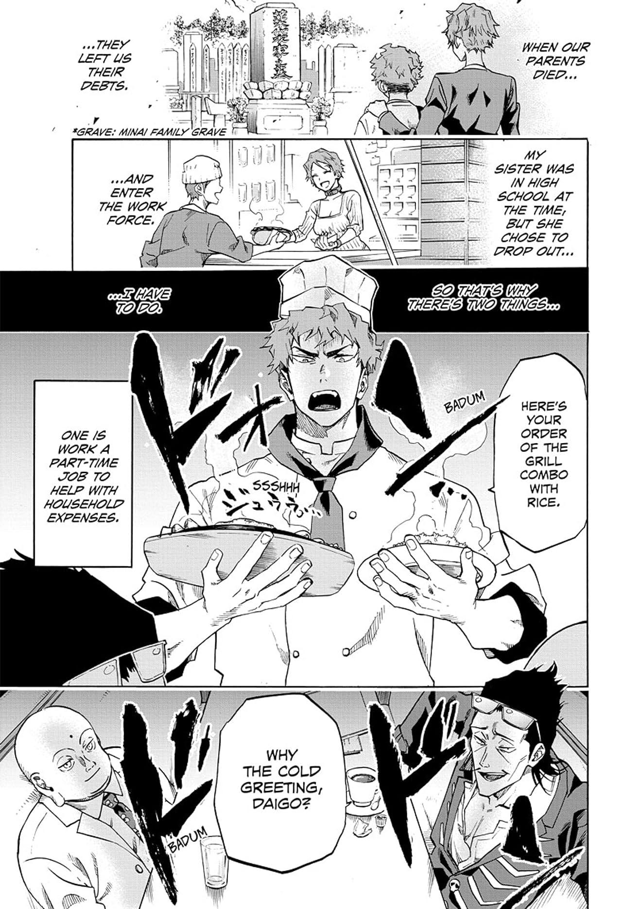 Weekly Shonen Jump Vol. 355: 12/10/2018