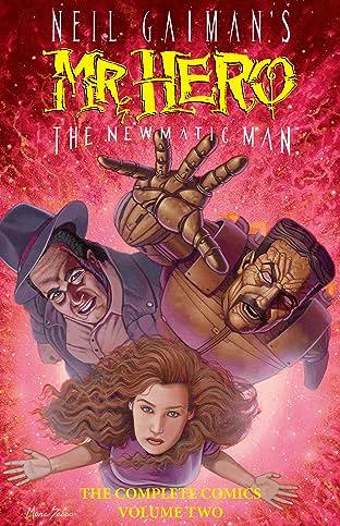 Neil Gaiman's Mr. Hero Vol. 2: The Newmatic Man
