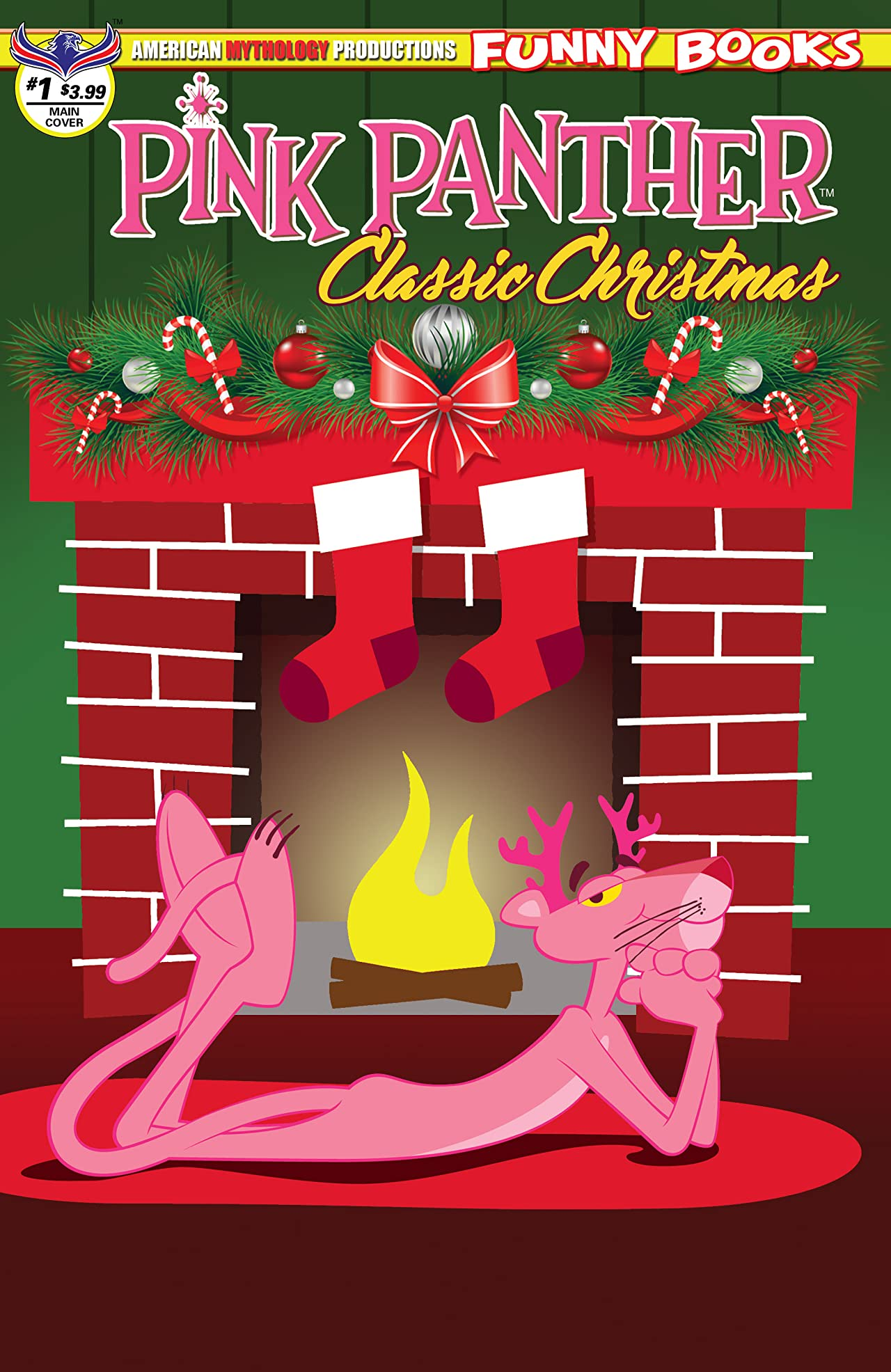 Pink Panther Classic Christmas #1