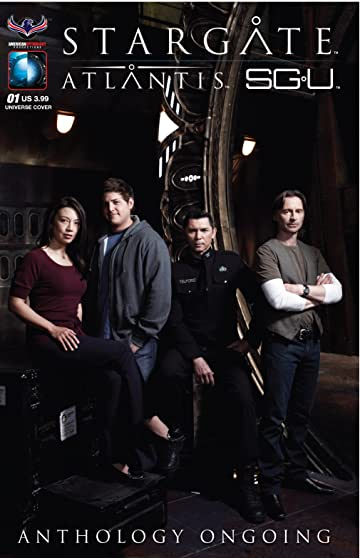 Stargate Atlantis / Stargate Universe Anthology No.1