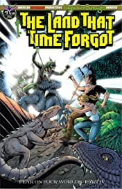Fear on Four Worlds #4: The Land That Time Forgot