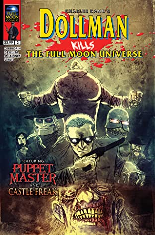 Dollman Kills the Full Moon Universe #2