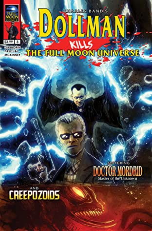 Dollman Kills the Full Moon Universe #3