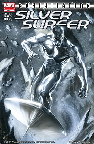 Annihilation: Silver Surfer #4