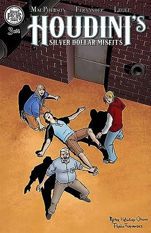 Houdini's Silver Dollar Misfits #3