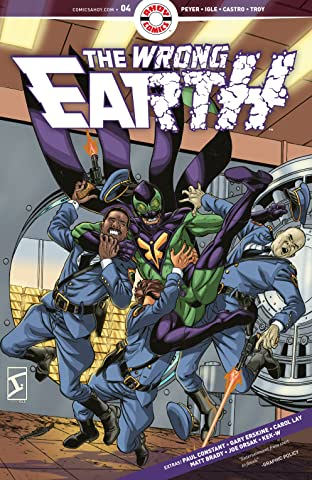 The Wrong Earth No.4