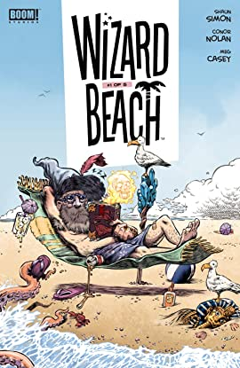 Wizard Beach #1