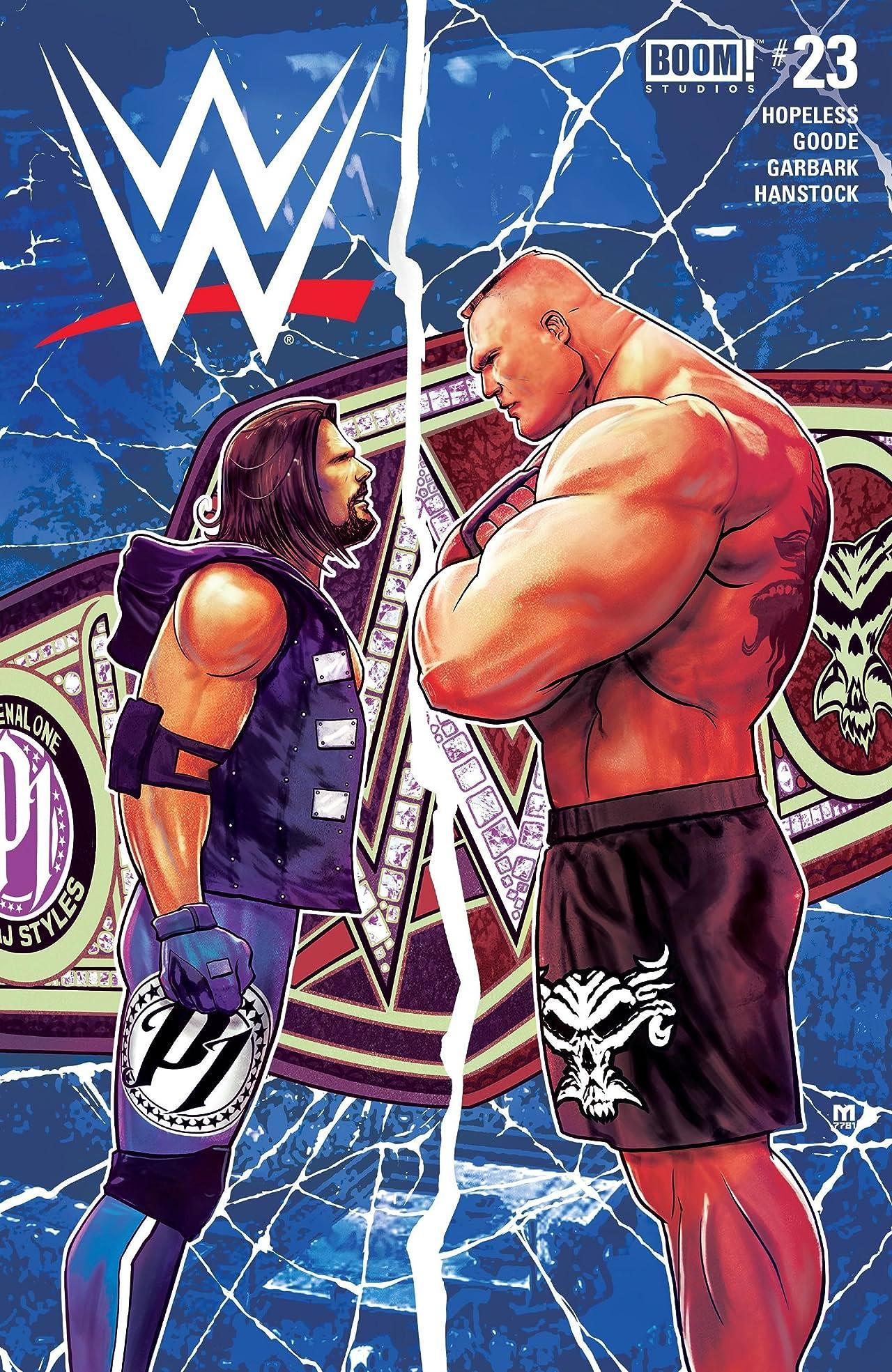 WWE #23
