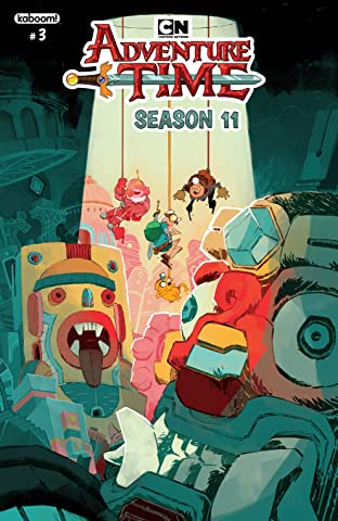 Adventure Time Season 11 No.3