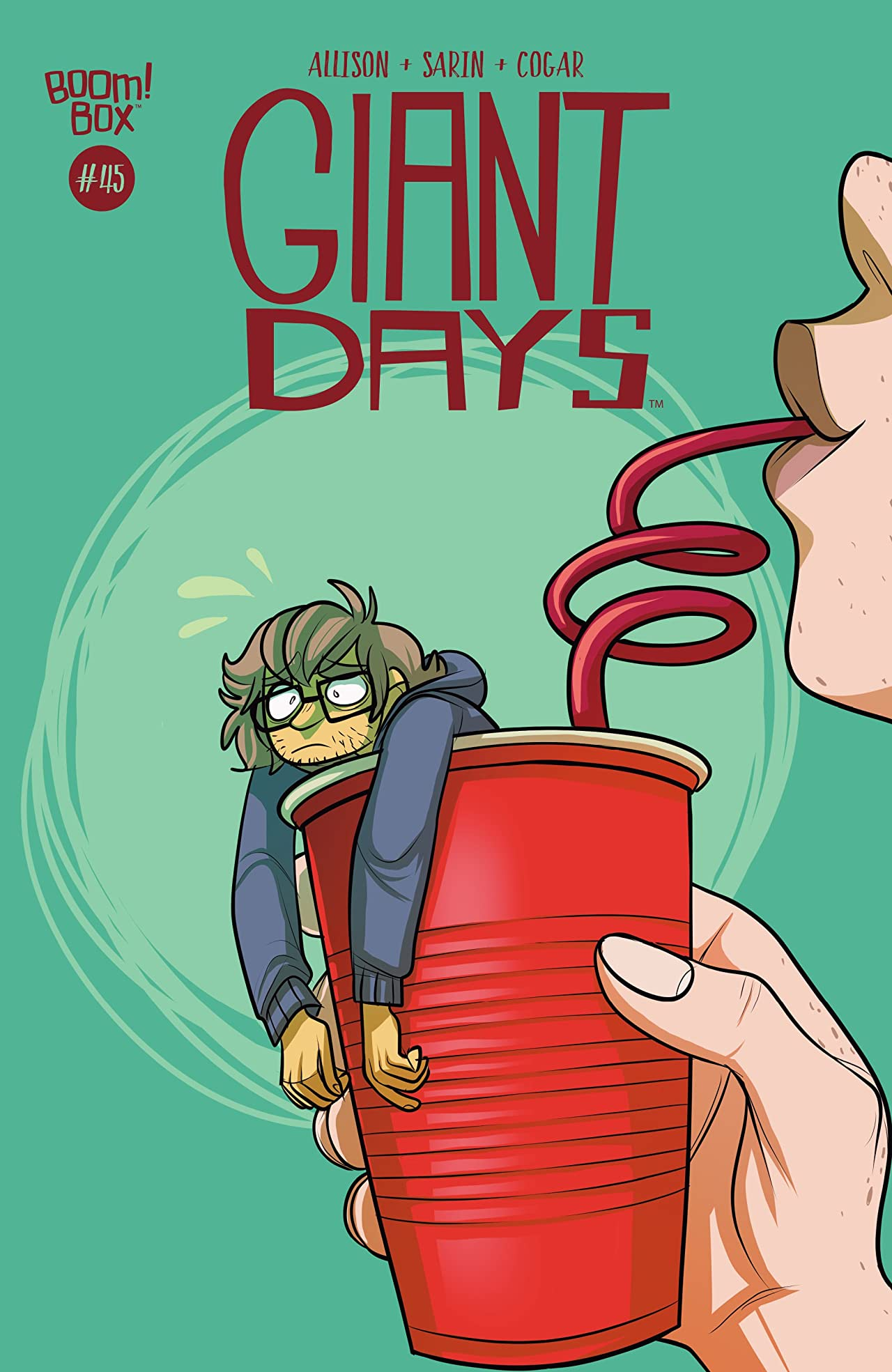 Giant Days No.45