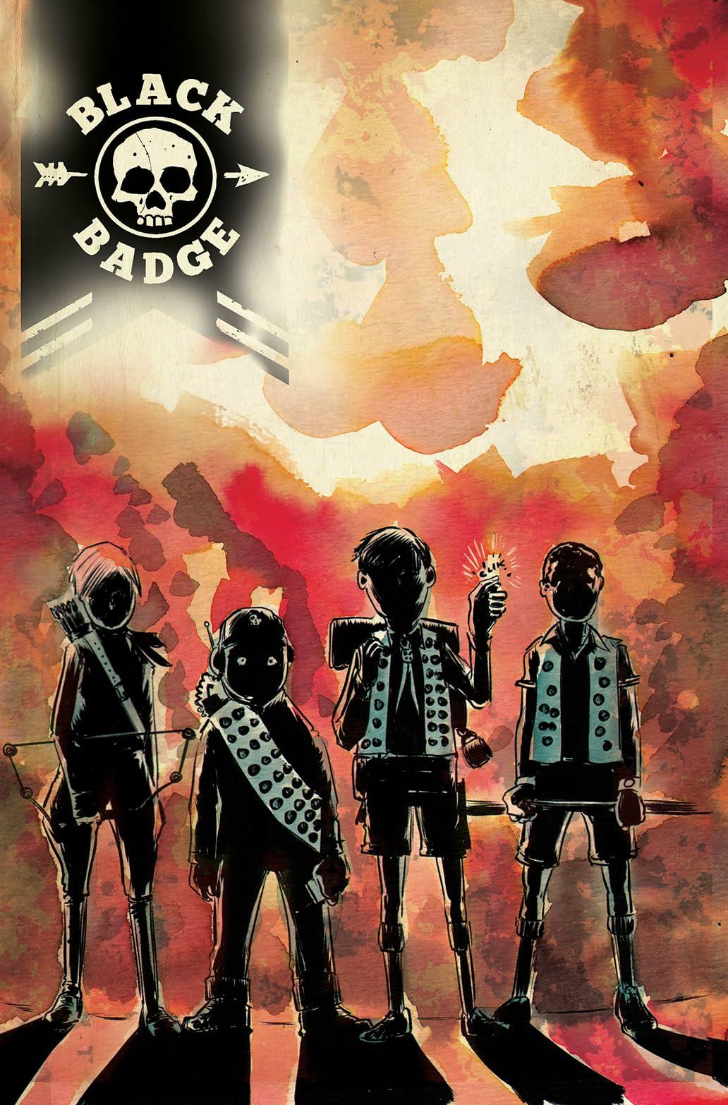 Black Badge No.5