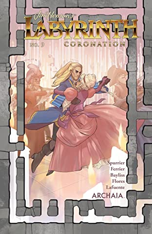 Jim Henson's Labyrinth: Coronation #9