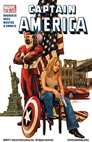 Captain America (2004-2011) #49