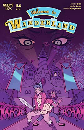 Welcome to Wanderland #4
