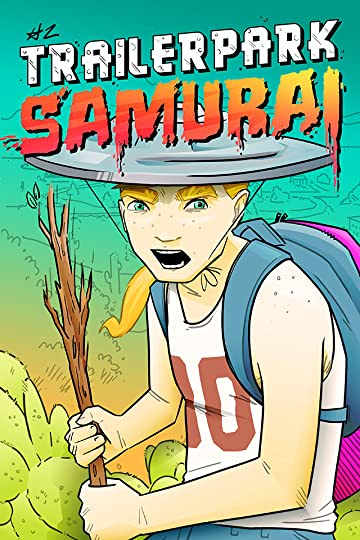Trailer Park Samurai #2