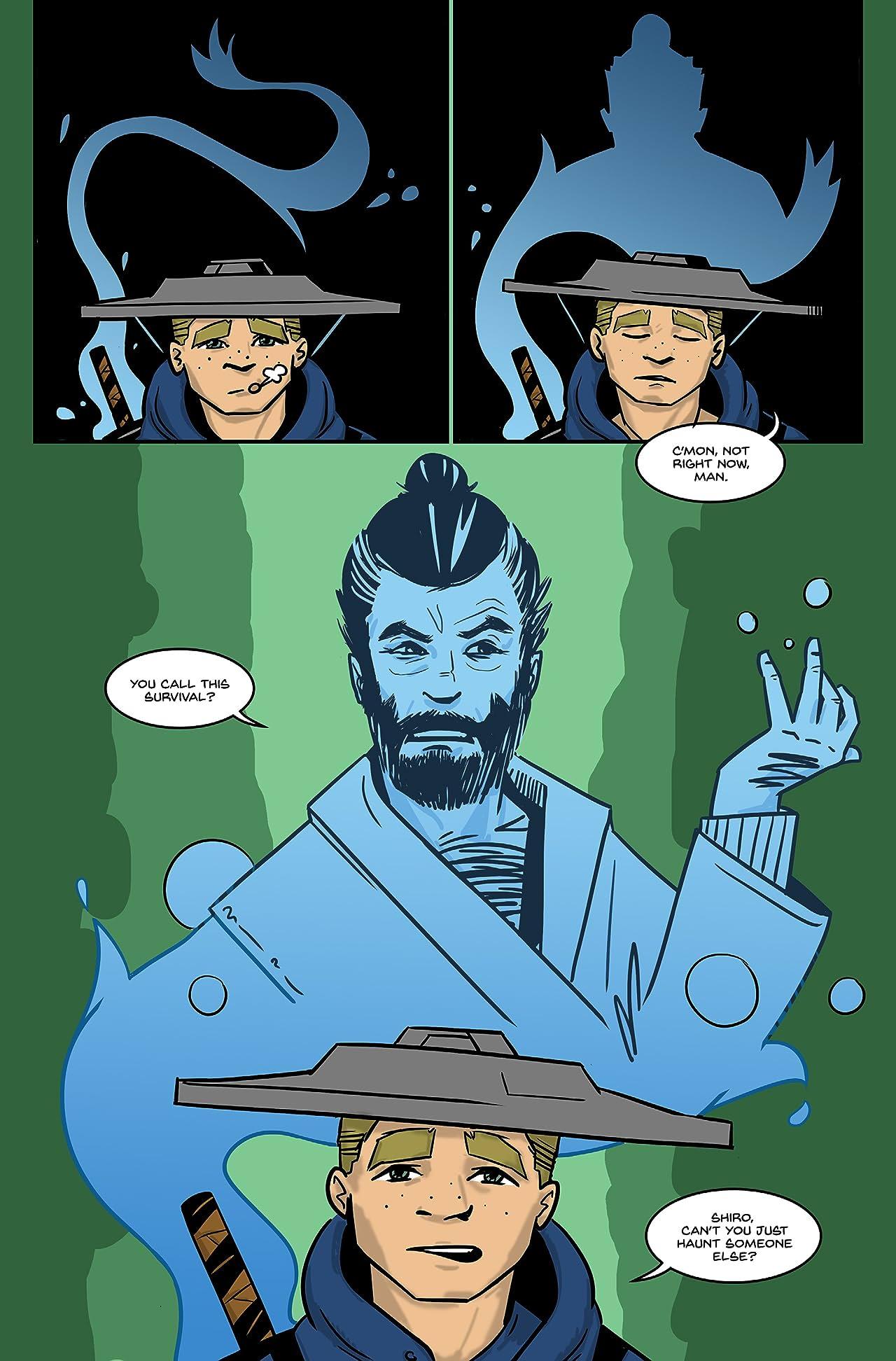 Trailer Park Samurai #3
