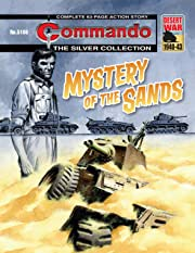 Commando #5186: Mystery Of The Sands