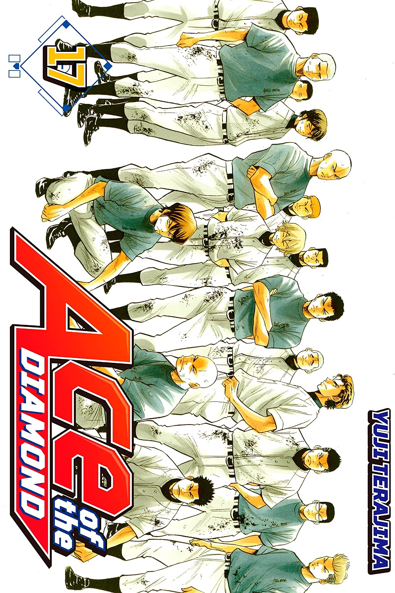 Ace of the Diamond Tome 17