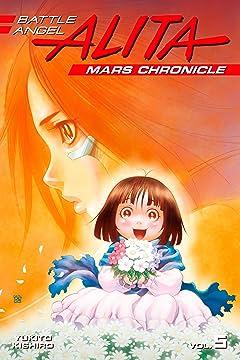 Battle Angel Alita: Mars Chronicle Vol. 5