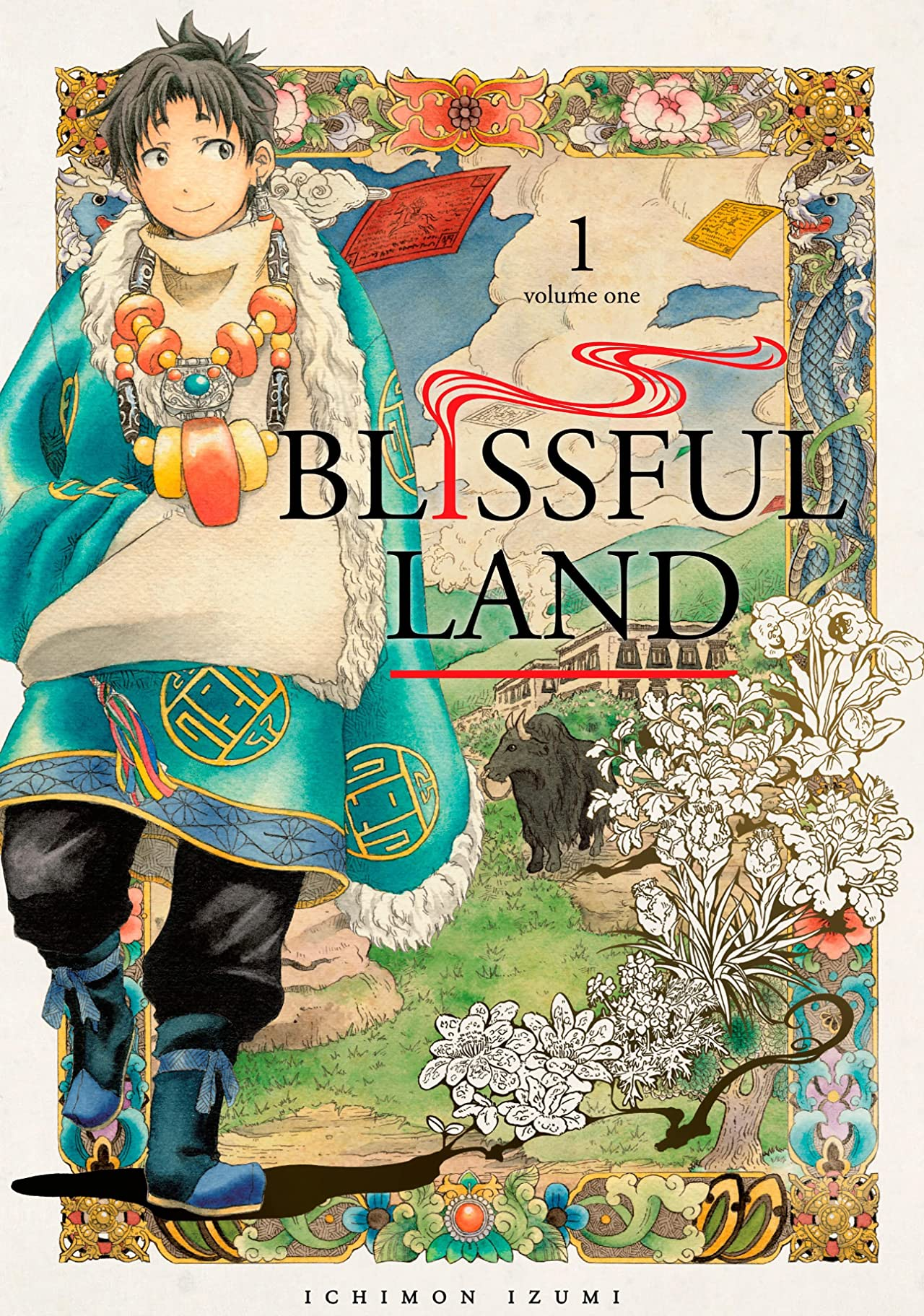 Blissful Land Tome 1