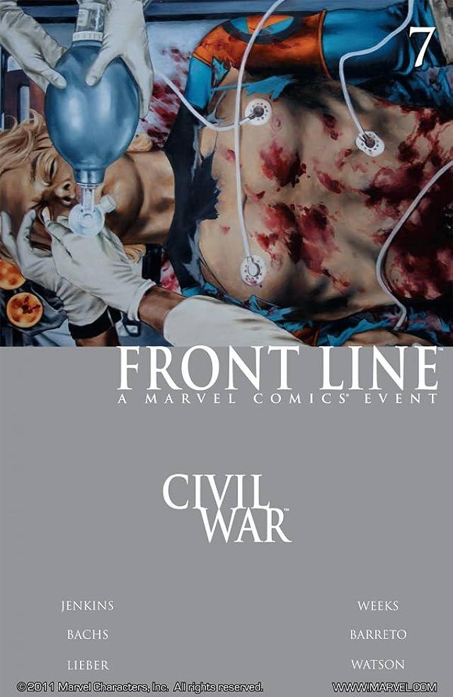 Civil War: Front Line #7