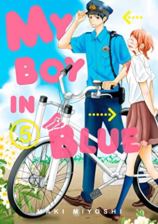 My Boy in Blue Tome 5