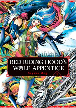 Red Riding Hood's Wolf Apprentice Tome 1