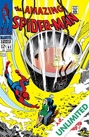 Amazing Spider-Man (1963-1998) #61