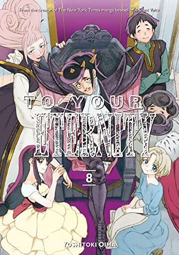 To Your Eternity Vol. 8