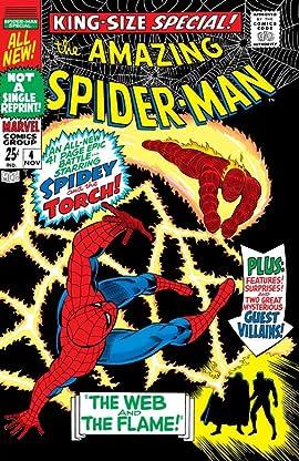 Amazing Spider-Man (1963-1998) Annual #4