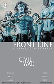 Civil War: Front Line #8 (of 11)