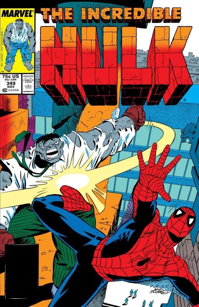 Incredible Hulk (1962-1999) #349