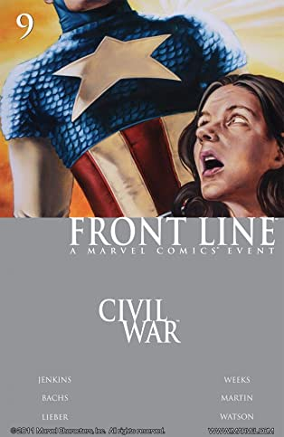 Civil War: Front Line #9 (of 11)