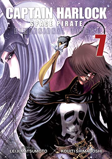 Captain Harlock Space Pirate: Dimensional Voyage Tome 7