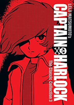 Captain Harlock: The Classic Collection Tome 3